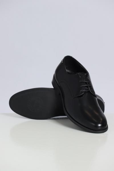 Scarpa Elegante Con Lacci Al0032  scarpe   AL0032NERO
