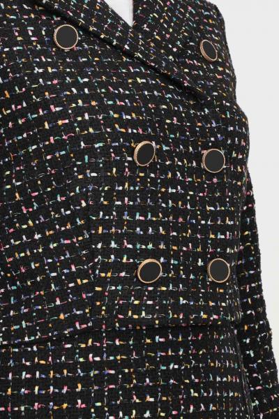 GLAMOROUS Giacca donna fantasia glamorous taglio corto  Giacche | CK6286BLACKMULTITWEED