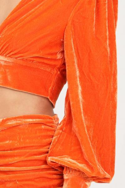 GLAMOROUS Top donna arancio glamorous modello casual  Top | GC0434ORANGE
