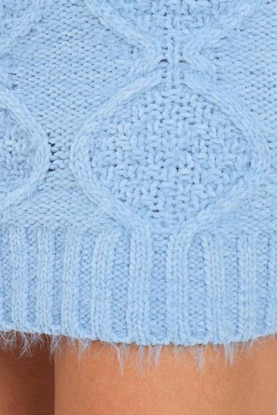 GLAMOROUS Gonna donna azzurro glamorous corta con elastico in vita  Gonne | TM0249HERITAGEBLUE