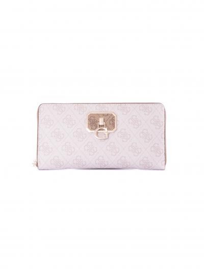 GUESS Guess Alisa 4G logo wallet  Portafogli | SWSG8123630PWT