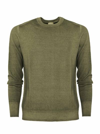 H953 Pullover girocollo  T-shirt   334524
