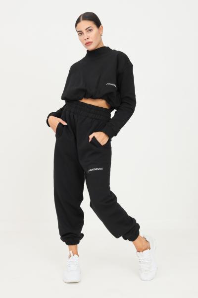 HINNOMINATE Pantaloni donna nero hinnominate causal a vita alta  Pantaloni | HNWSP32NERO