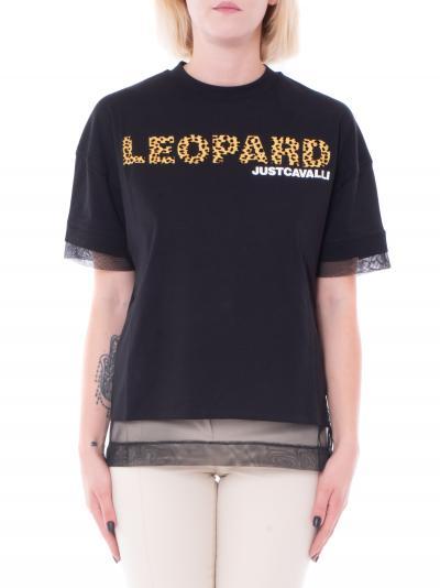 JUST CAVALLI just cavalli t-shirt  T-shirt | S04GC0403-N20663971