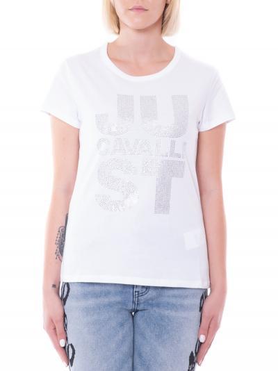 JUST CAVALLI just cavalli t-shirt  T-shirt | S04GC0410-N20663100