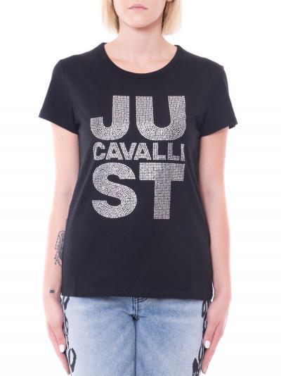 JUST CAVALLI just cavalli t-shirt  T-shirt | S04GC0410-N20663900