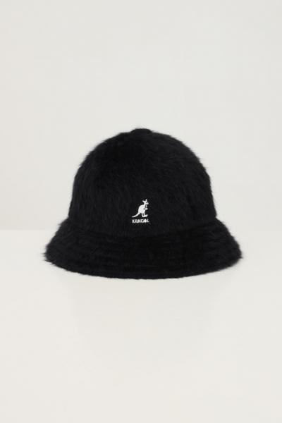 KANGOL Bucket 507 donna nero kangol con ricamo logo a contrasto  Cappelli | K3017STBK001