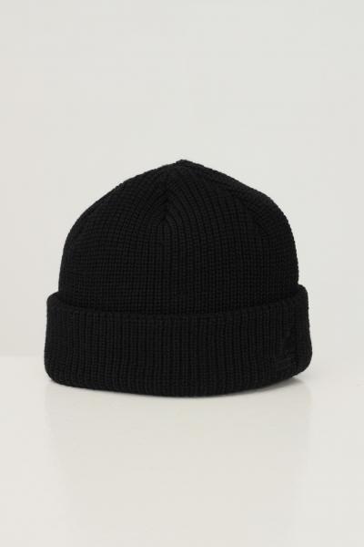 KANGOL Cappello unisex nero kangol con ricamo logo frontale a contrasto  Cappelli | K3454BK001
