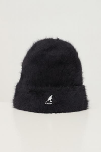 KANGOL Cappello kangol furgora cuff beanie unisex nero  Cappelli | K3523BLACK