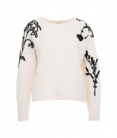 KAOS kaos maglione con ricamo  T-shirt | NI5NT0521065