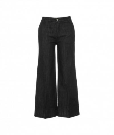 KAOS kaos jeans gamba ampia  Jeans | NI6NA003VU