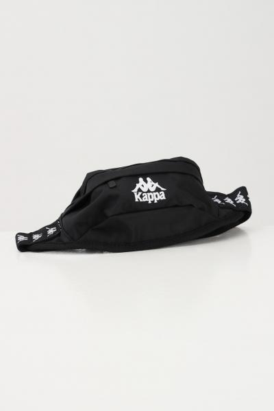 KAPPA Marsupio unisex nero kappa con cintura logata regolabile  Marsupi   3036YM0902