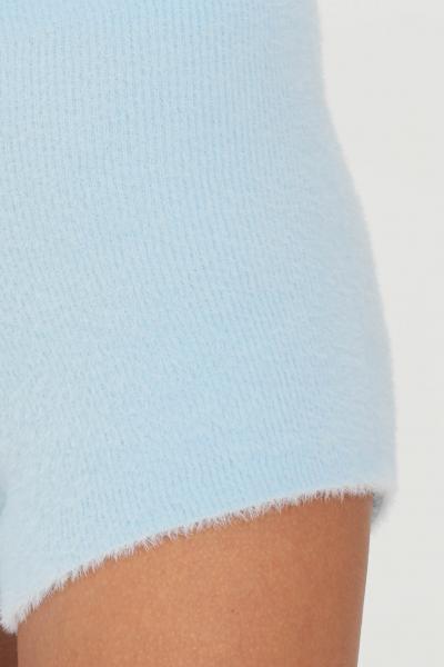 KONTATTO Shorts donna nuvola kontatto con pelliccetta  Shorts   3M8402NUVOLA