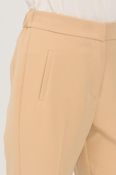 KONTATTO Pantaloni donna orzo kontatto modello elegante  Pantaloni | CO404ORZO