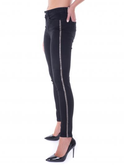 Jeans donna nero.  Jeans | UF1013D461487204