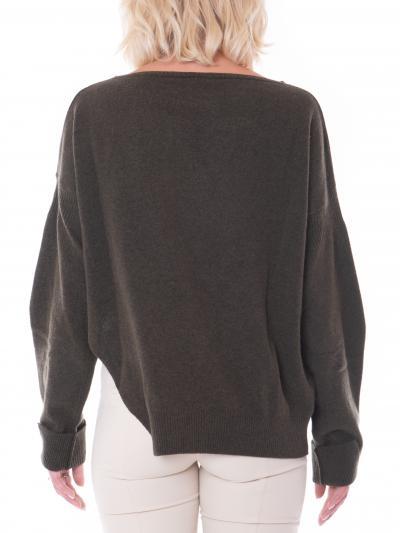 MANILA GRACE manila grace maglia scollo barca  T-shirt | M375WUMA141