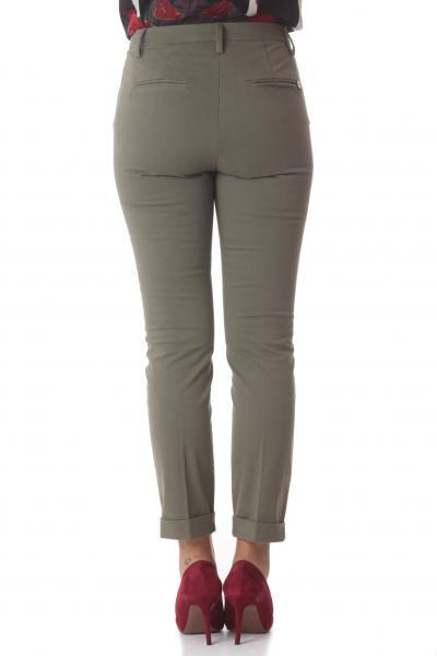 MANILA GRACE manila grace pantalone chino  Pantaloni | P185CUMA141