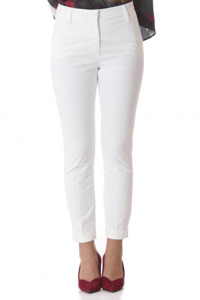MANILA GRACE manila grace pantalone chino  Pantaloni | P185CUMA148