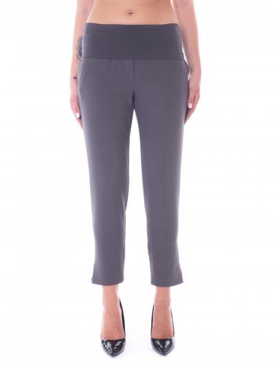MANILA GRACE manila grace pantalone  Pantaloni | P475PUMA155