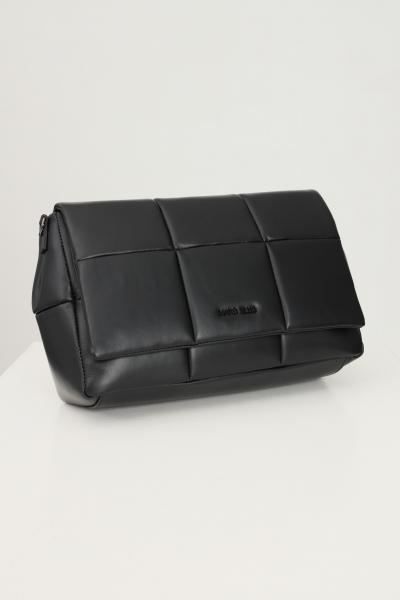MARC ELLIS Borsa aida donna nero marc ellis con tracolla removibile e applicazione logo tono su tono  Borse   AIDABLACK