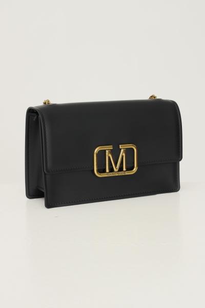 MARC ELLIS Borsa supermee m donna nero marc ellis con tracolla in catena  Borse   FLATSUPERMEEMBLACK/OTTONE