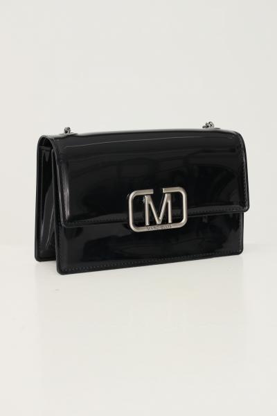 MARC ELLIS Borsa supermee m donna nero marc ellis con tracolla in catena  Borse   FLATSUPERMEEMBLACK/PALLADIO