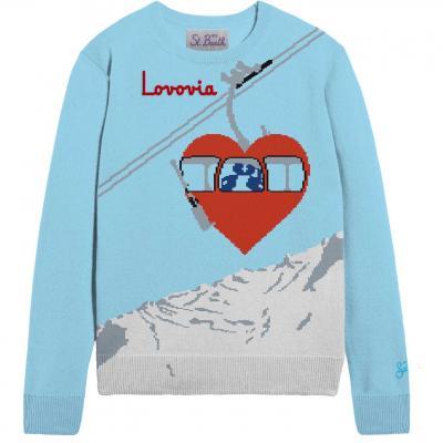 MC2  SAINT BARTH Pullover girocollo  T-shirt | NEWQUEENCEMLV31