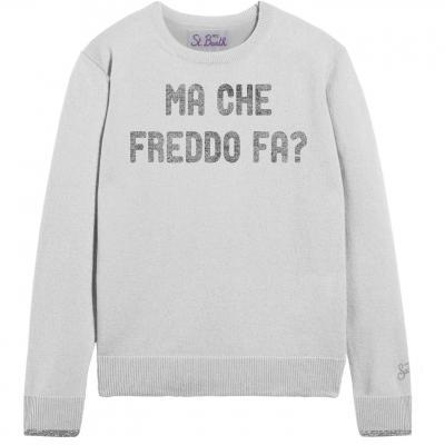 MC2  SAINT BARTH Pullover girocollo in  T-shirt | NEWQUEENCHFR1A