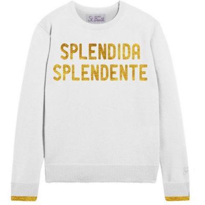 MC2  SAINT BARTH Pullover girocollo  T-shirt | NEWQUEENSP10OR