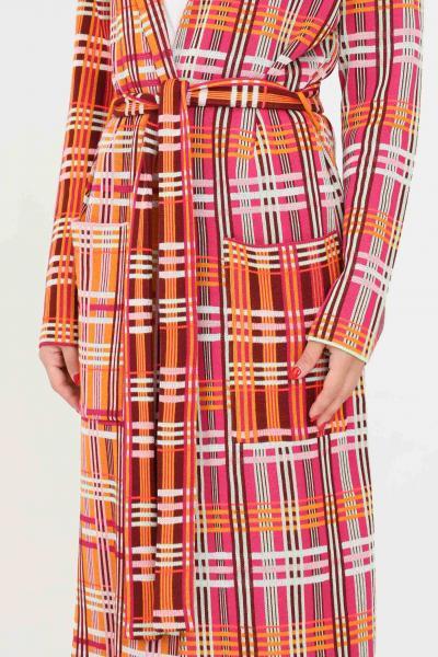 MISSONI Cardigan donna multicolor missoni con tasche frontali  Cardigan | 2DA00050SM60G