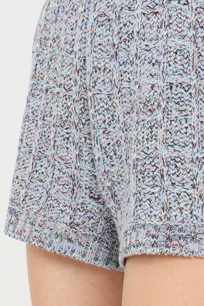 MISSONI Shorts donna fantasia missoni elegante con elastico in vita  Shorts | 2DI00335L7047