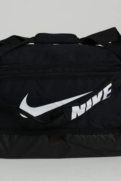 NIKE Sport bag unisex nero nike borsone palestra con logo a contrasto  Borse   BA5955010