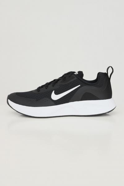 NIKE Sneakers wearallday donna nero nike con logo a contrasto  Sneakers   CJ1677001