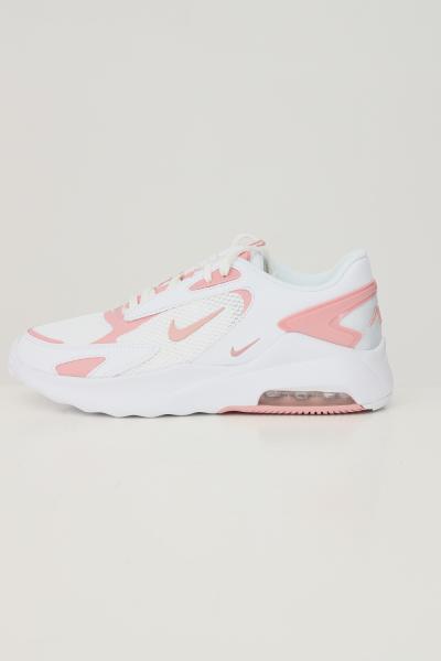 NIKE Sneakers air max bolt donna bianco nike con applicazione logo a contrasto  Sneakers   CU4152106
