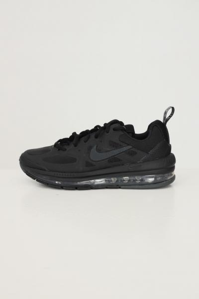 NIKE Sneakers air max genome unisex nero con applicazione logo a contrasto  Sneakers   CZ4652001