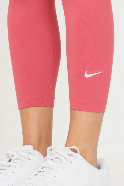 NIKE Leggings rosa nike con logo in dimensioni ridotte sul fondo  Leggings | CZ8532622