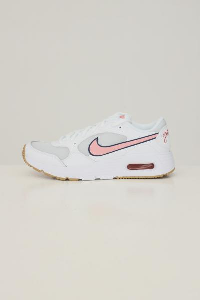 NIKE Sneakers nike air max sc se donna bianco con logo a contrasto  Sneakers   DB3087001