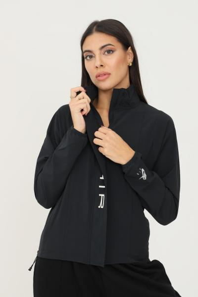 NIKE Giacca da running donna nero nike con zip  Felpe   DD4029010