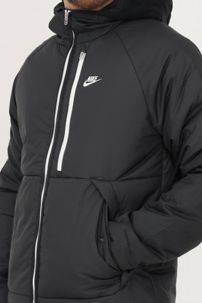 NIKE Giacca con cappuccio nike sportswear therma fit legacy da uomo nero  Giubbotti | DD6857010