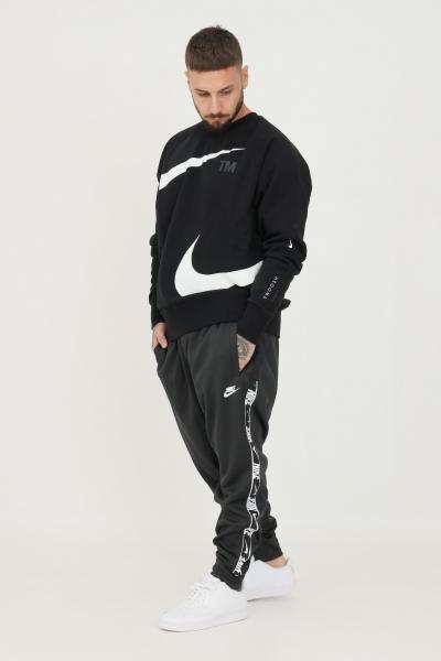 NIKE Pantaloni nike sportswear uomo nero nike sport  Pantaloni | DM4673070