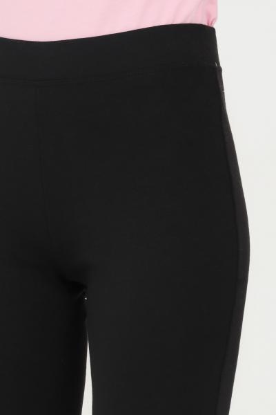 Pantaloni donna nero   Pantaloni   15213525-L30BLACK