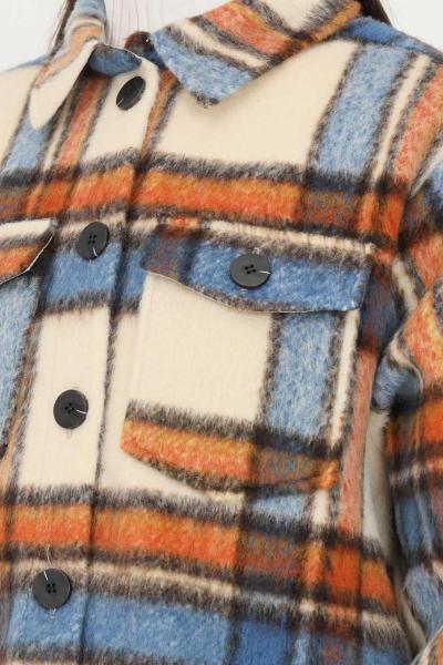 ONLY Camicia donna a quadri only modello casual in tessuto pesante  Camicie   15235844ARIABIANSPICE