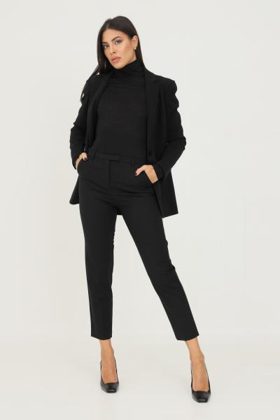 PATRIZIA PEPE Pantaloni donna nero patrizia pepe elegante  Pantaloni   2P1336/A1PHK103