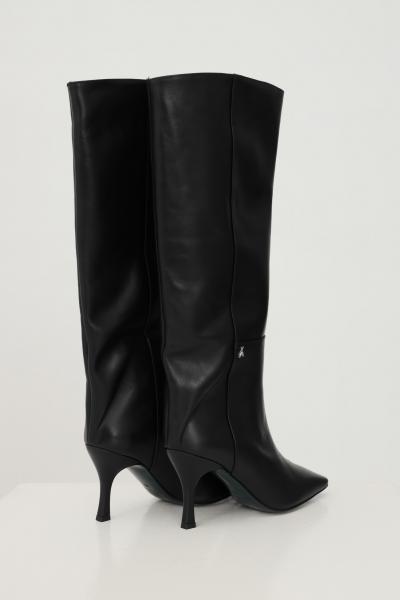 PATRIZIA PEPE Stivali donna nero patrizia pepe con applicazione fly  Stivali | 2VA281/A3KWK103