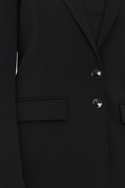 PATRIZIA PEPE Giacca donna nero patrizia pepe con finte tasche frontali  Giacche   8S0372/A6F5K103