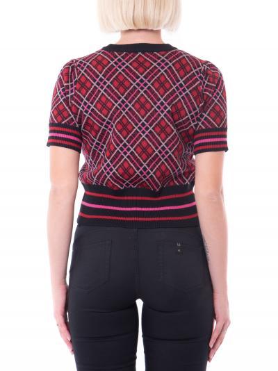 PINKO pinko manduria maglia  T-shirt | 1G16EU-Y7CNR2Z