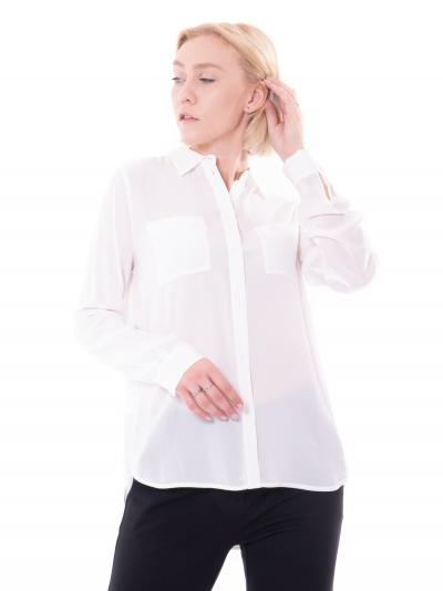 PINKO Camicia donna bianco pinko elegante  Camicie | 1G16PH-Y6ZVZ14