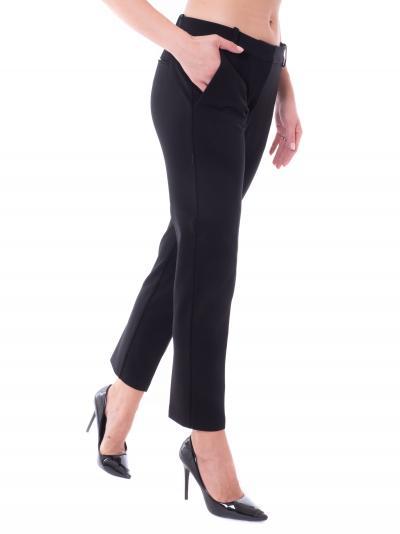 PINKO Pantaloni donna nero pinko elegante  Pantaloni | 1G16QD-1739Z99