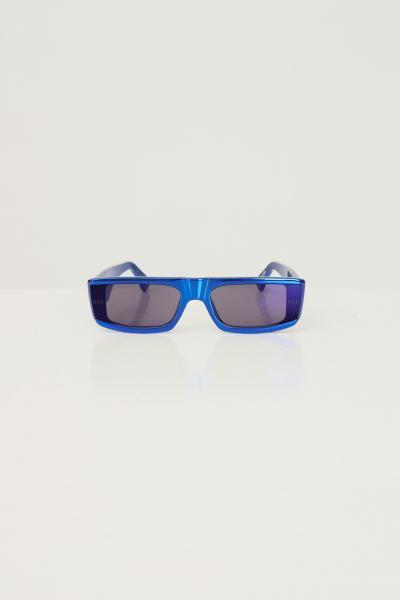 RETROSUPERFUTURE Occhiali da sole retrosuperfuture issimo chrome unisex blu  Occhiali | ISSIMOCHROME.BLU