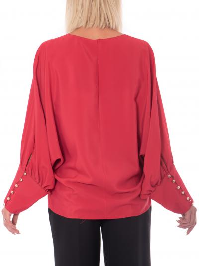 SIMONA CORSELLINI simona corsellini blusa  Bluse | BL001-01-TACE00020524